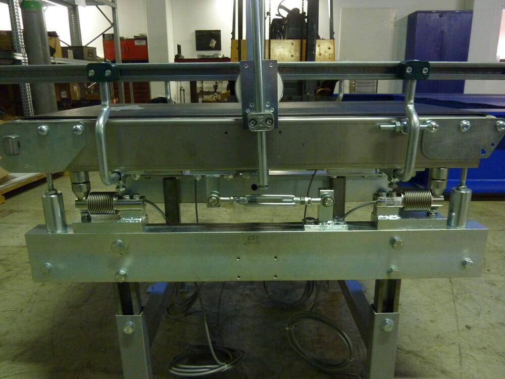 Gurtforderwaage der ERNO Wägetechnik GmbH